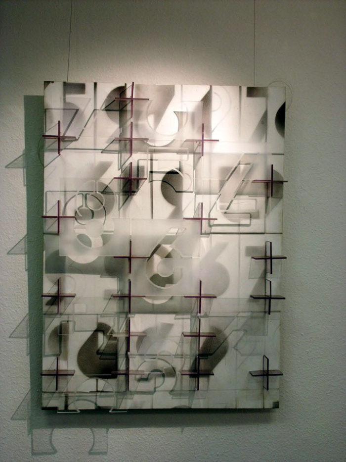 acrylglas_tableau_laserprint_licht ausstellung_schein kunstverein_erlangen hanke kuenstler