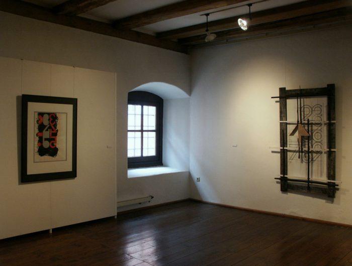 Stimmung Ausstellung Zeichen_Haft Regensburg Staedtische_Galerie Hanke Kuenstler