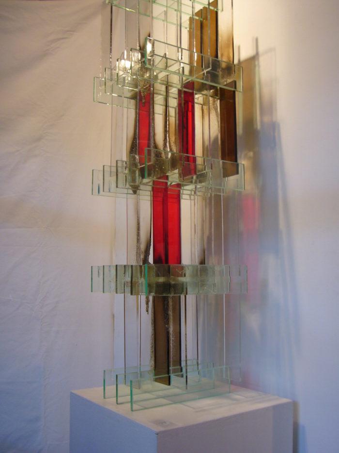 acrylglasobjekt_licht_schatten_spiel r_hanke Pakhuis_6 Rotterdam Kuenstler