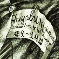 link augsburg kunstsammlungen ausstellung pressemeldung plakat katalog
