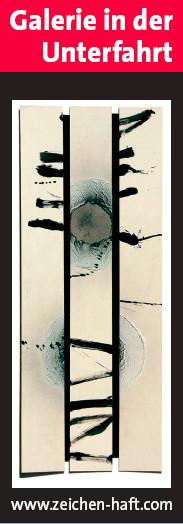 flyer galerie_in_der_unterfahrt hanke kuenstler selbstverlag originaldesign