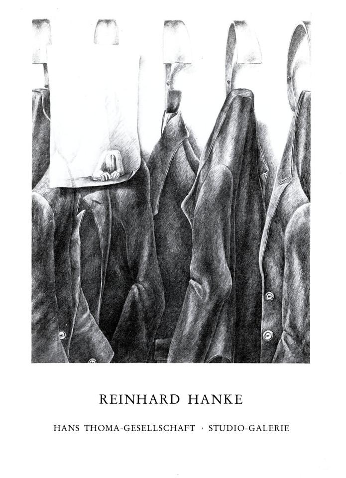 Ausstellungskatalog Reinhard_Hanke Ausstellung Hans_Thoma_Gesellschaft Reutlingen