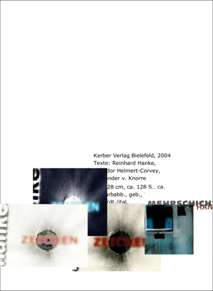link printmedien vektorgrafik collage hanke kuenstler